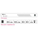 RGB 250-2-2 QuadView 2-2 4 Window System w/2 graphic/HD Inputs & 4 S-Video In