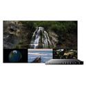 RGB QV-UHD QuadView UHD 4K Multiviewer for Quad Video Displays