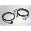 Gepco RGBS250S - 4 Channel RBG Snake Cable per foot