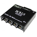 Rolls HA204p 4 Channel Portable Battery Operated Headphone Amp