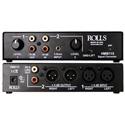 Rolls HMB115 Stereo Direct Box Signal Converter 2-Way +4/-10