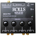 Rolls MX44 PRO 4 Channel Stereo Mixer