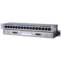 RME DTOX16I Analog Breakout Panel - 16 XLR Inputs to 2 D-Sub Connectors