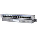 RME DTOX-16 IO Breakout Panel 8 XLR Inputs D-sub 25-pin Connector 8 XLR Outputs