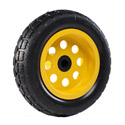 RocknRoller R10WHL/RT/O 10 x 3 Inch Rear Wheel R-Trac No-Flat
