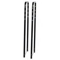 RocknRoller Multi-Cart RH10 (2) R10 Perforated handles (for shelf retrofit)