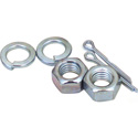 RocknRoller RHDWR6 Hardware Pack for R6 Cart (2x Cotter Pins/2x Nuts/2x Lock Washers)