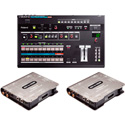 Roland Powerflex Bundle with V-800HD Multi-Format Video Switcher & Pair of VC-1-DL SDI HDMI Bi-directional Converters