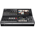 Roland VR-50HD 12-Input 4-Channel Video 3G-SDI & HDMI Multi-Format AV Mixer