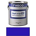 Rosco 150057500640 Digicomp HD Paint 5 Gallon Blue