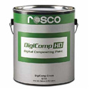 Rosco 150057510640 Digicomp HD Paint 5 Gallon Green