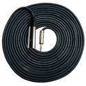 Rapco MINI3-6MN1 6 ft 2 conductor & Shield Balanced Cable Assembly - XLRM to 1/8 Inch TRSM
