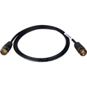 Laird RTBNC-1855-003 4K/8K UHD Cable Assembly with Neutrik rearTWIST UHD BNC Connectors & Belden 1855A Cable - 3 Foot