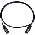 Laird RTBNC-4855-003 12G-SDI 4K rearTWIST UHD BNC Cable - Black - 3 Foot