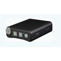 RTS BP351 2 Channel Portable Metal Beltpack w/Call Light - Black 4PIN A4F