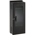 Chief NW1D20S Solid Steel Door for 20U W1 Rack