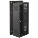 Chief - NW1F3618 W1 Wall Mount Swivel Rack 36U 18 Inch Deep (16 Inch Useable)