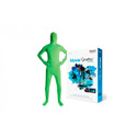 Green Screen Video Suit w/Software - Large