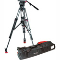 Sachtler Video 1865S2 18 S2 Fluid Head and Speed Lock CF Dual-Stage Tripod System