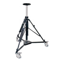 Sachtler 4191 Flat Base Mount with One Manually Adjusted Tripod Stage & 15.4 Inch Lift Air Column Compatible Fluid Head