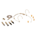 Samson DE50 Headset Microphone with Micro-Miniature Condenser Capsule - Beige
