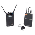 Samson SW87SLM UM1/77 Portable Wireless Lavalier Microphone System - N4 Channel