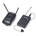 Samson SWC88VBLM10-K Concert 88 Camera UHF Wireless System - Lavalier LM10 (K Channel)