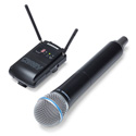 Samson SWC88VHQ8-K Concert 88 Camera UHF Wireless System - Handheld Q8 (K Channel)