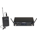 Samson SWC99BLM10-D Concert 99 Wireless Presentation Microphone System with LM10 Lavalier Mic - D Band: 542–566 MHz