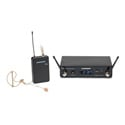 Samson SWC99BSE10-K Concert 99 Wireless Headworn Microphone System with SE10 Earset Mic - K Band: 470–494 MHz
