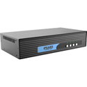 Smart-AVI SDVN-4D Secure 4-Port Dual-Head DVI-I KVM Switch with Keyboard / Mouse / USB  and Audio