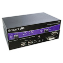 Smart-AVI SFX-M-S DVI-D/USB2.0/Audio/RS232 Multimode Fiber Extender