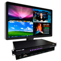 Smart-AVI SM-HDMV-S 4-Port HDMI Real-Time Multiviewer