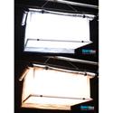 SpaceBox SBLED-SYS220-B LED Spacelight - Standard System - BiColor - 220V