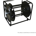 Schill SK 4730.SO Stackable Reel with Box Frame and Blind Plate