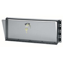 Middle Atlantic SECL-4 Rackmount Locking Security Cover - 4 Space
