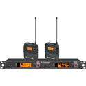 Sennheiser 2000BP2-A Dual Channel Wireless Monitoring System