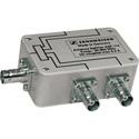 Sennheiser ASP212 Dual Two-way BNC Passive Splitter Box with DC Pass Through
