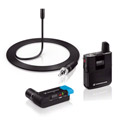Sennheiser AVX-ME2 SET-4-US ME2 Lavalier Wireless Microphone System w/Bodypack Transmitter & EKP Plug-In Receiver