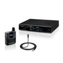 Sennheiser ew D1 Digital Wireless Presenter Set w/ ME2 Omnidirectional Lavalier Microphone - 2.4 Ghz -10mW/100 mW