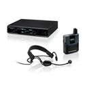 Sennheiser ew D1 Digital Wireless Presenter Set w/ ME3-II Headmic - 2.4 Ghz -10 mW/100 mW