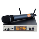 Sennheiser EW345G3-A Handheld with e845 Dynamic Supercardioid Capsule & EM300 G3 Rack-Mountable Diversity Receiver