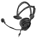 Sennheiser HMD 26-II-600 S-X3K1 Broadcast Single-Sided Headset - 600 Ohm Impedan