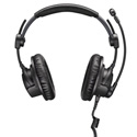 Sennheiser HME 27 Closed Circumaural Broadcast Headset with Pre-polarized Condenser Microphone and Switchable Limiter