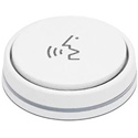 Sennheiser MAS 1 W Microphone Activation Button for any XLR-Attached Microphone with 5-pin XLR-M - White