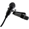 Sennheiser ME 2-II Omni-directional Clip-on Lavalier Microphone with Integrated Windscreen