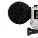 Sennheiser MKE 2 Elements High-quality Waterproof Action Microphone for GoPro HERO4 Cameras