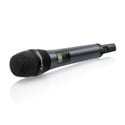 Sennheiser ew D1 Handheld Transmitter w/Switch (Capsule Sold Separately) - 2.4 Ghz 10mW/100mW - Li-ion Battery Included