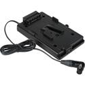 Sescom SES-VMOUNT-XLRF4 Blackmagic Studio Camera V-Mount Plate w/XLR Jack