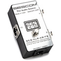 Sescom SES-XLR-AB-FS A/B Passive Foot Switch Balanced XLR with Disconnect/Mute